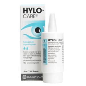 Hylo-Care Ögondroppar 205610c895a49